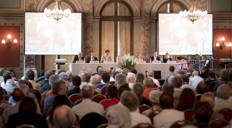 SUISA-Generalversammlung 2013 in Luzern