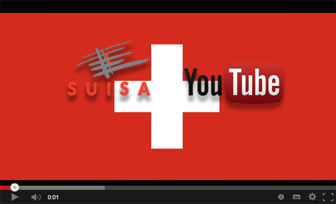 SUISA YouTube Lizenzvertrag
