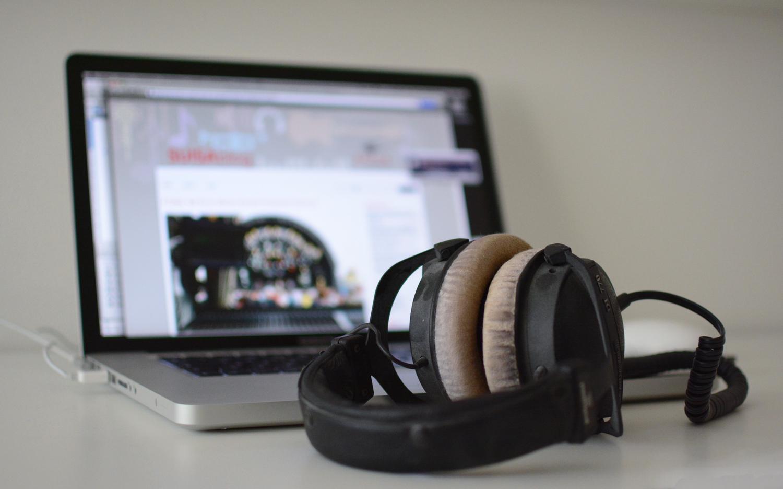 Musik im Internet