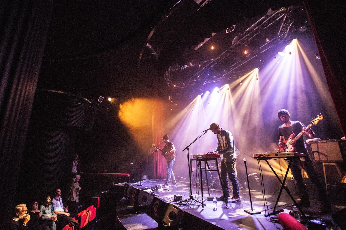 FromKid live Les Trois Baudets Paris 2014