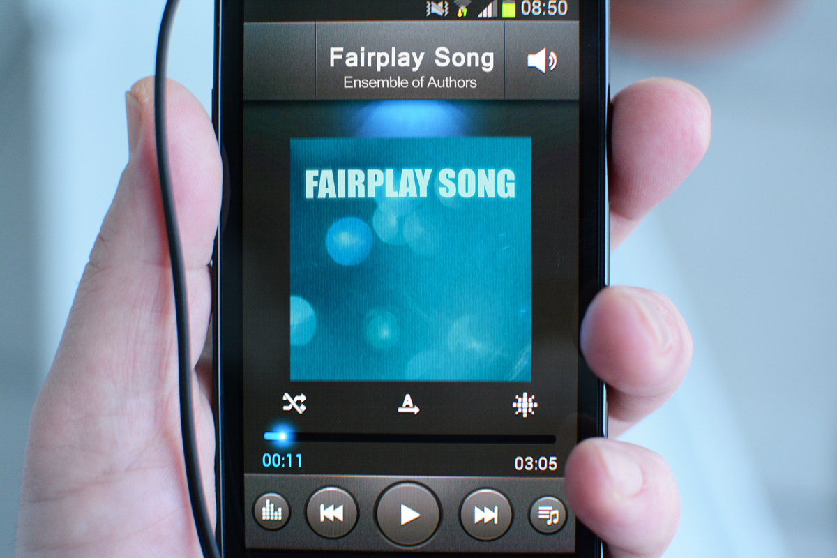 GT4e Fairplay Smartphone