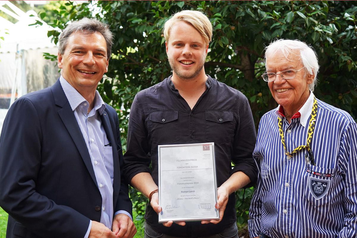 Filmmusikpreis-2014-Preisverleihung