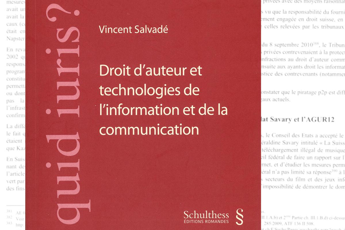 Droit-dauteur-Buch-Cover