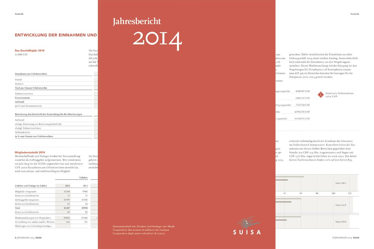 SUISA-Jahresbericht-2014