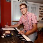 Wie die Hymne für das Eidgenössische Volksmusikfest 2015 in Aarau entstand