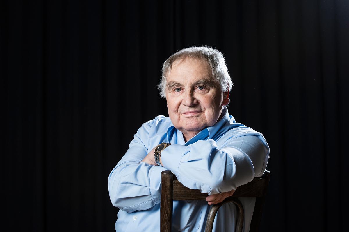 Joerg Schneider Portrait