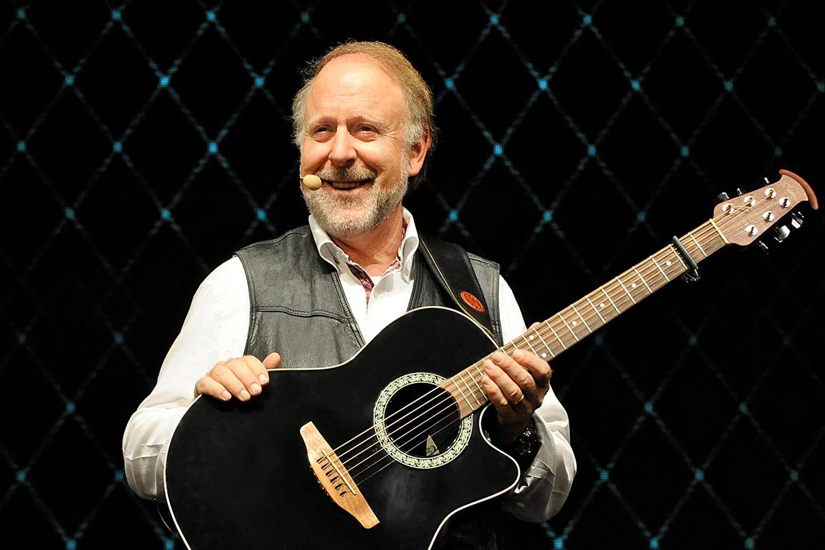 Peter Reber ist Komponist, Texter, Verleger, Interpret und Veranstalter und seit 1971 SUISA-Mitglied.