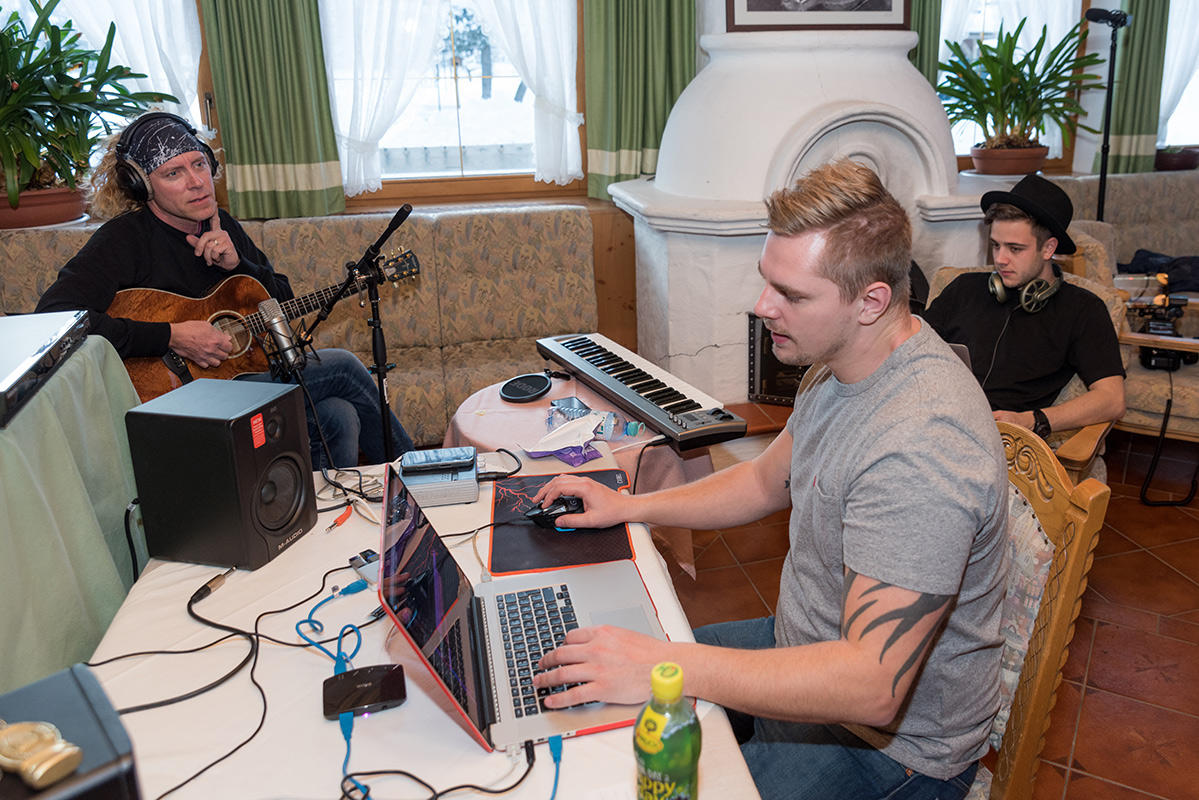 Application process for the Schedler Music Songwriter Camp 2018 now open to SUISA members