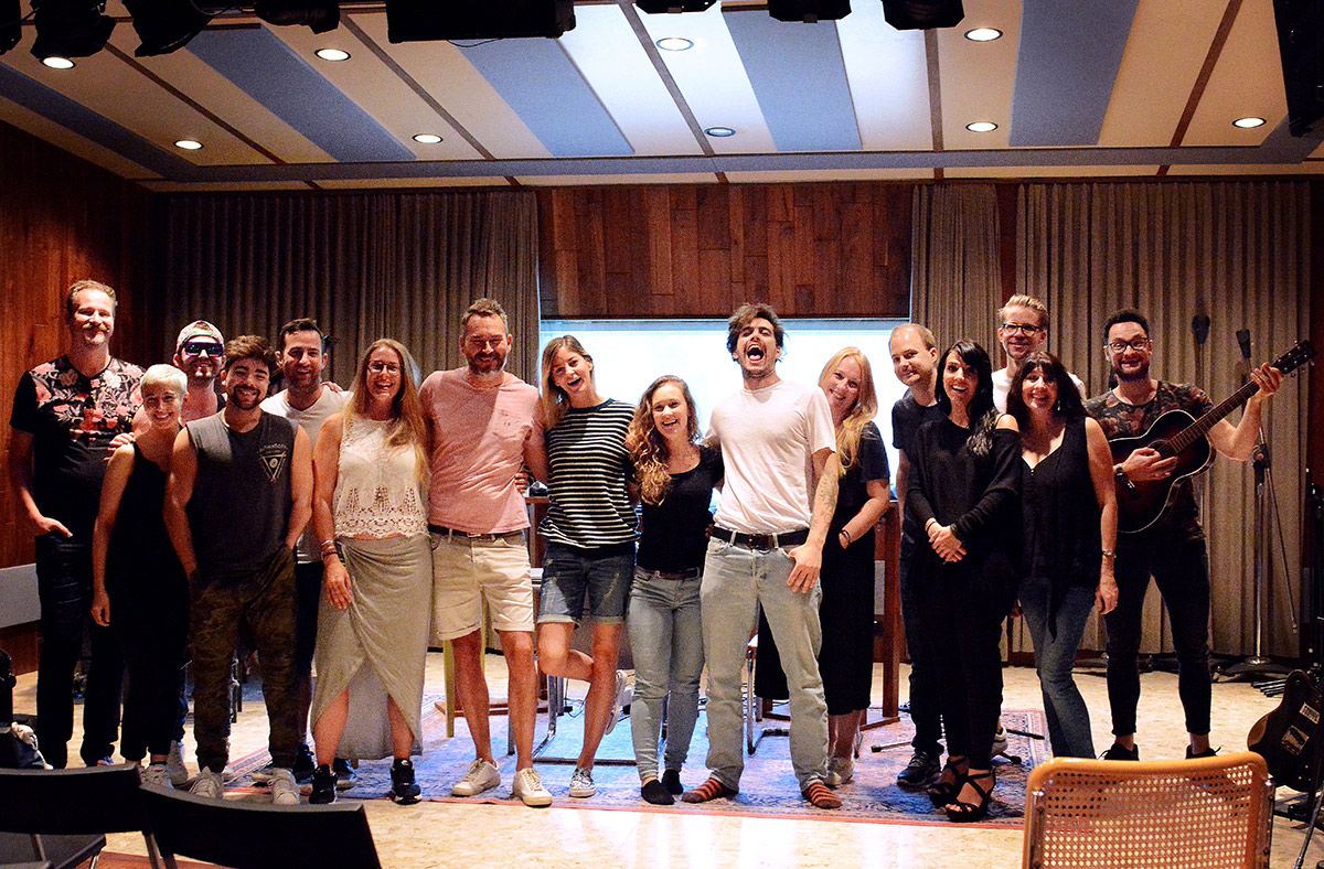 ESC: Swiss songwriting camp by Pele Loriano Productions and SUISA a huge success