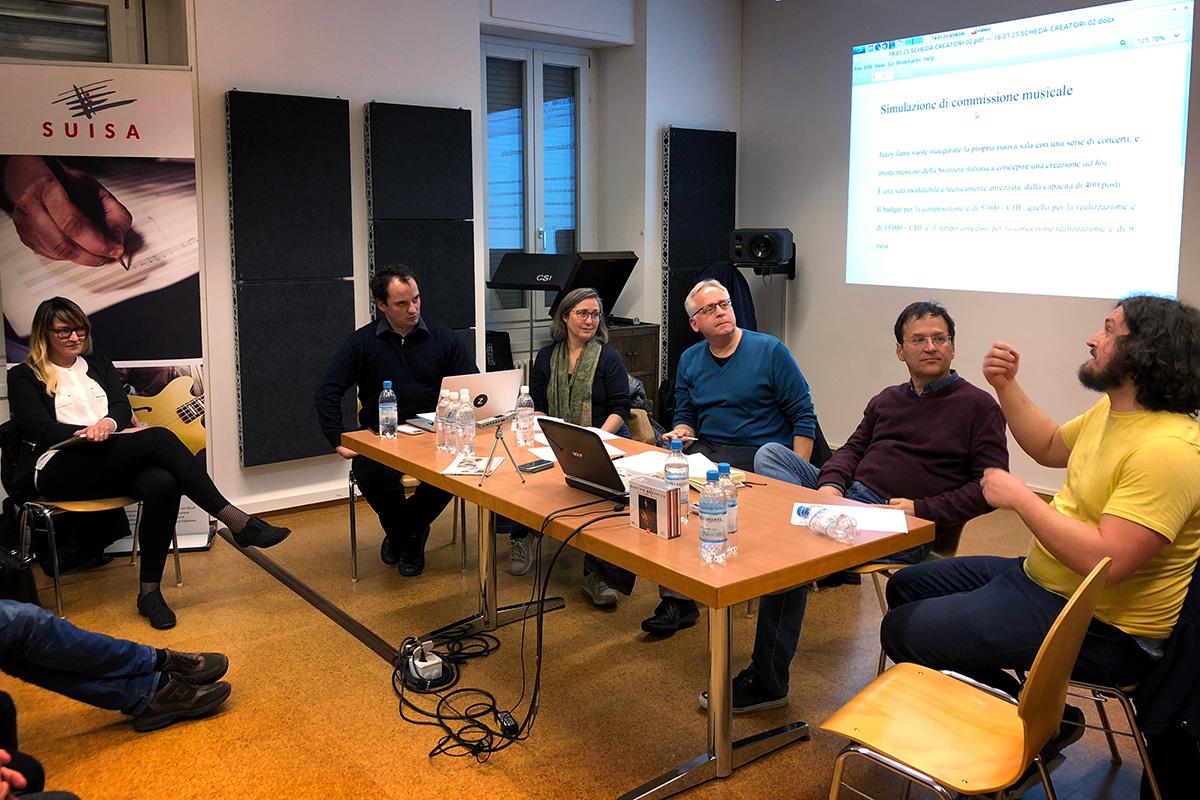 Jazz in Bess: 20 000 Franken und ein imaginäres Kompositionsprojekt