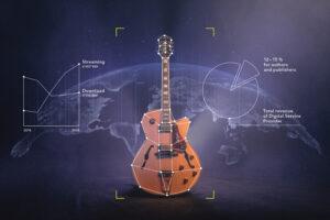 Diffusion musicale numérique: un sou est un sou!