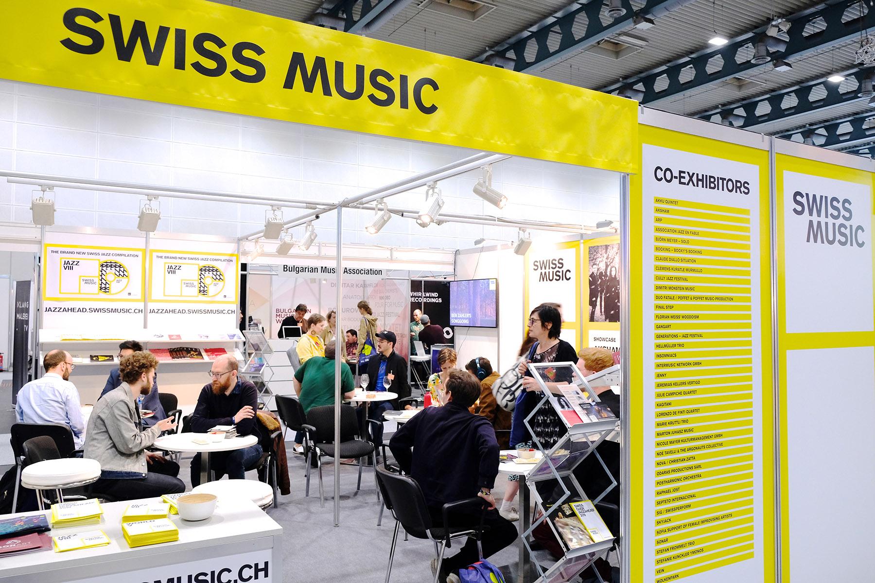 Fondation Suisa: Musikexport – quo vadis?